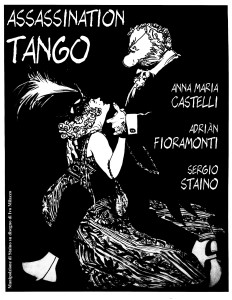 Locandina Assassination tango Staino